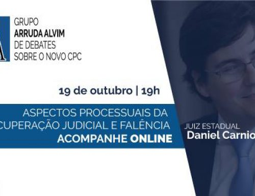 36º Meeting of Arruda Alvim Group of Debates about the New Brazilian Civil Procedure Code