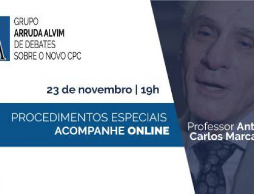 38º Meeting of Arruda Alvim Group of Debates about the New Brazilian Civil Procedure Code